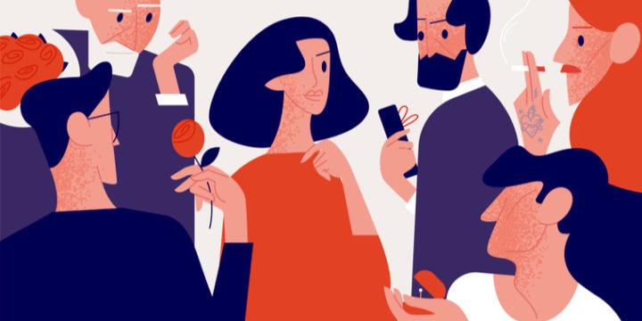 20代女性が婚活に強い理由は「モテるから」
