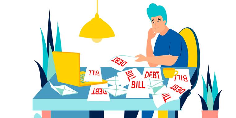 借金返済で困ったら弁護士に依頼して債務整理(任意整理)しよう