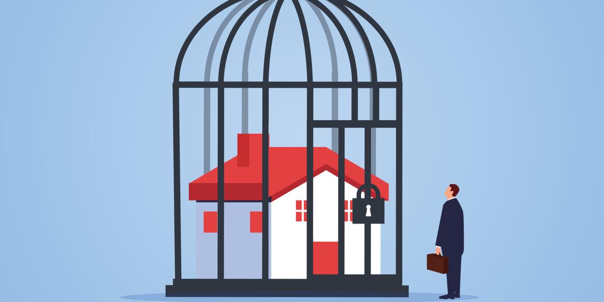 債務整理すればブラックリスト入りするので住宅ローンが組めない