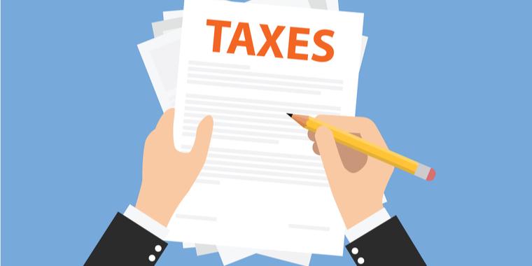 クラウドクレジットの税金