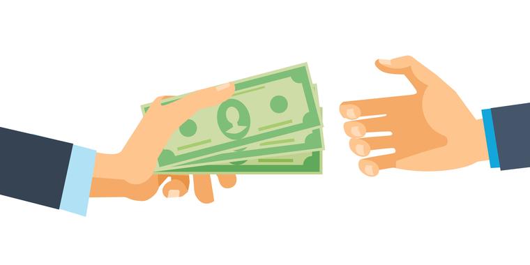 債務整理(任意整理)でかかる弁護士費用の平均的な金額