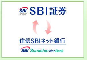 住信SBIネット銀行との連携
