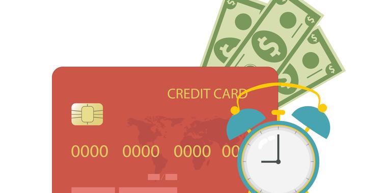 信用情報がブラックだと審査に落ちてクレジットカードは作成できない