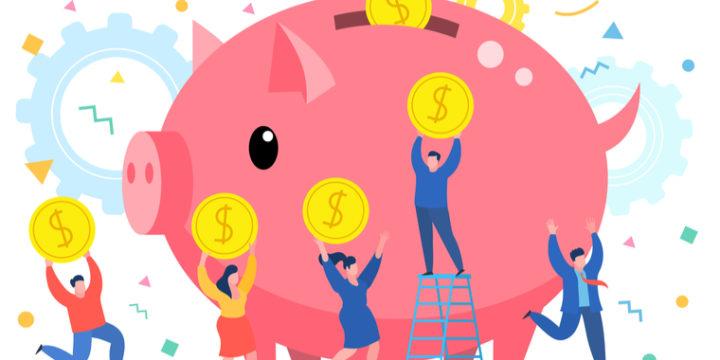 金利(利率)による受取利息の違い