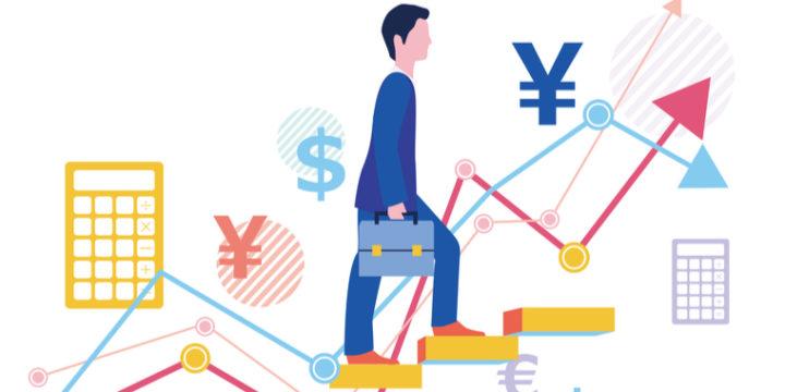 サラリーマンにおすすめの金融商品は投資信託や株式