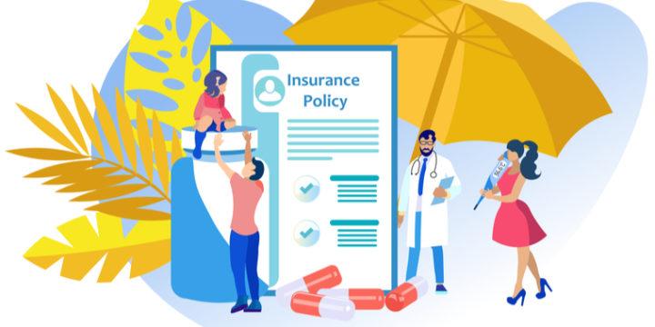 生命保険を厳密に区分すると大きく4種類に分けられる