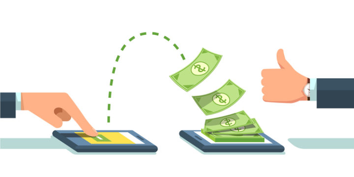 ネット銀行の振込手数料を比較