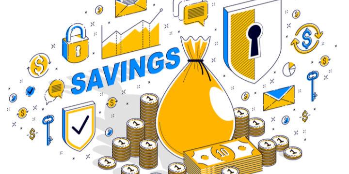 理想的な支出と貯蓄の割合