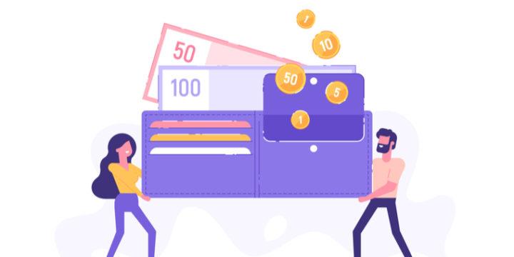 1ヶ月に使うお金の相場(平均額・内訳)はいくら?