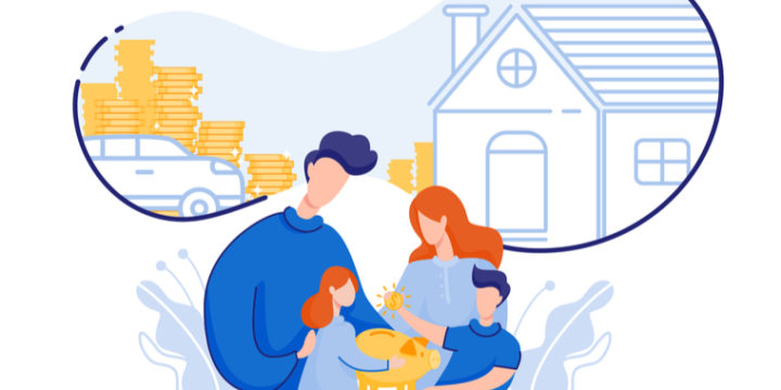 年間貯蓄額の目標を決めるコツ