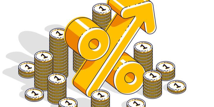 所得税の税率は年収額による累進課税