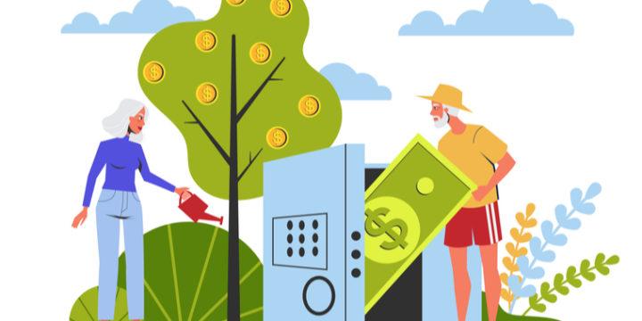 全世帯平均・老後生活費の目安
