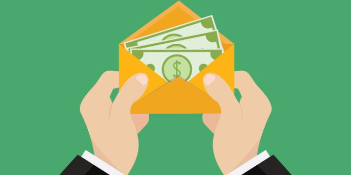 給料には所得税・住民税という税金が発生する
