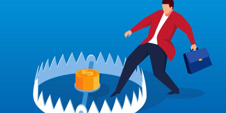 投資信託で失敗する人の共通点とは