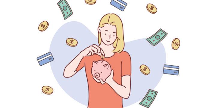 母親と子供の生活に必要な収入の目安は?