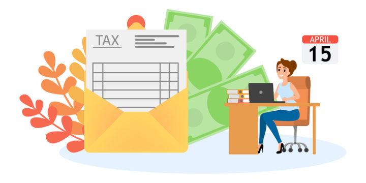 確定申告とは、自分の収入や経費を申告する行為