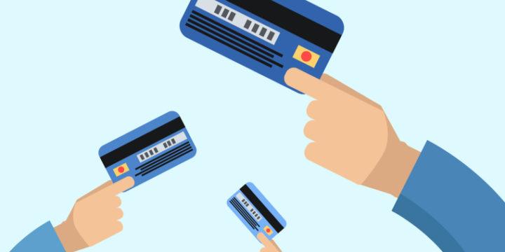 クレジットカードのリボ払いの返済スタイル