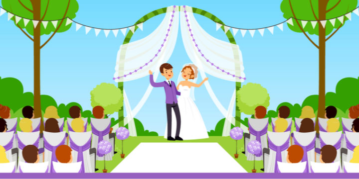 結婚式も指輪も最低限に抑えるべき?