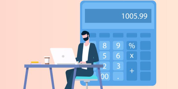 不動産所得にかかる所得税の計算方法