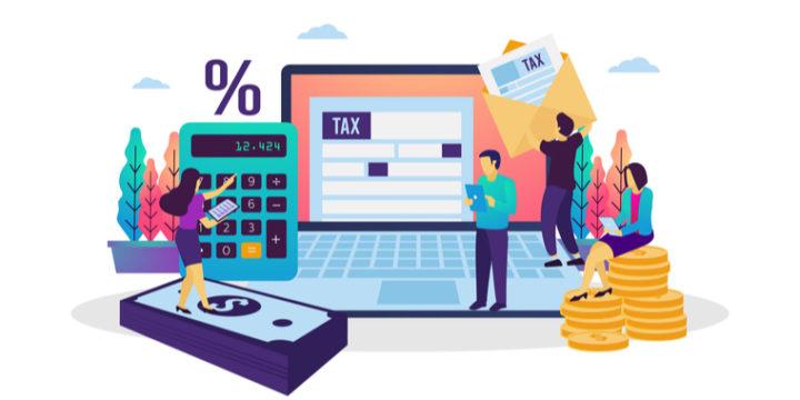 税金額の計算例