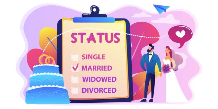 変更期間中は「婚姻届受理証明書」の取得を