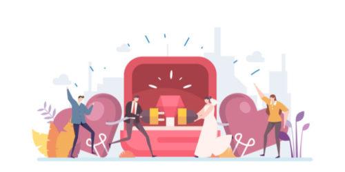 【婚活FP解説】結婚の決め手は男女で違う!決意のきっかけ・ポイントをご紹介