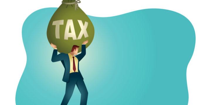 ウェルスナビの売却益にかかる税金