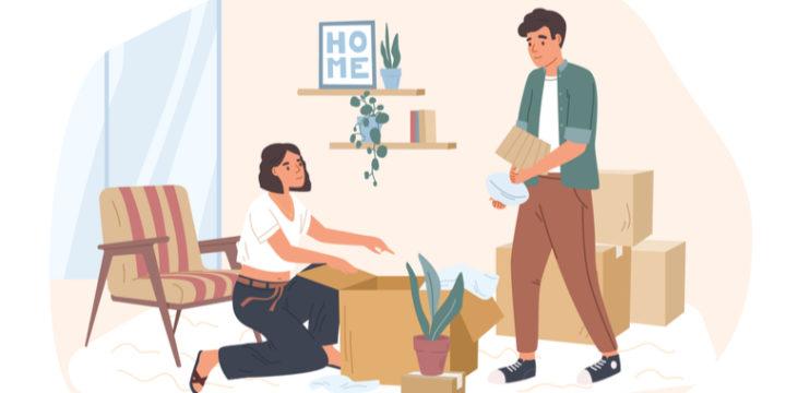 身の丈に合わない物件は引っ越すべき?