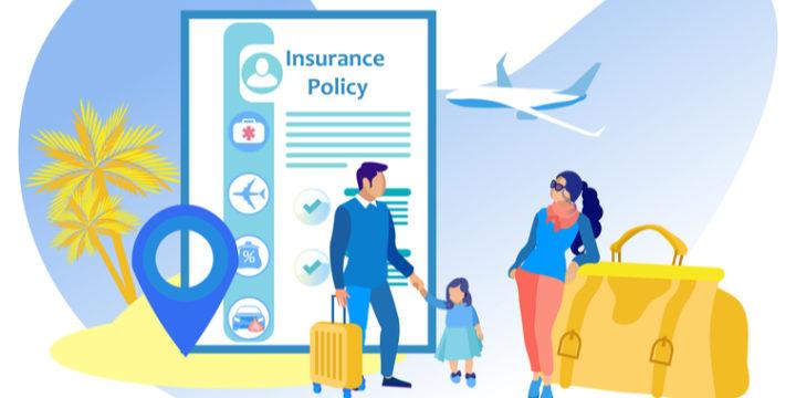 海外旅行保険の補償内容は