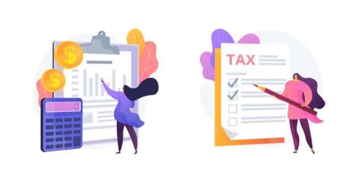 確定申告書を作成できるのは本人または税理士のみ