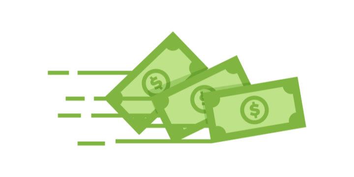 ウェルスナビの出金(引き出し)方法と振り込まれるタイミング