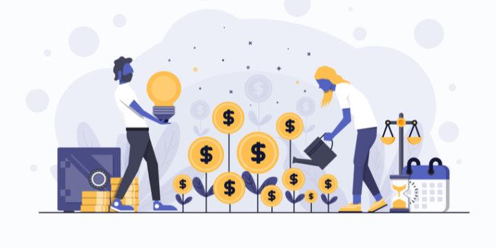 【貯金を増やす方法③】投資・資産運用は複利で増える?