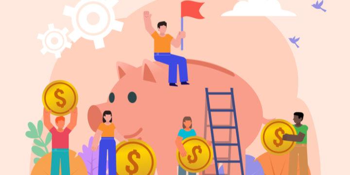 貯金を上手に増やす方法3選!FPがおすすめする貯蓄を増やすテクニックをご紹介