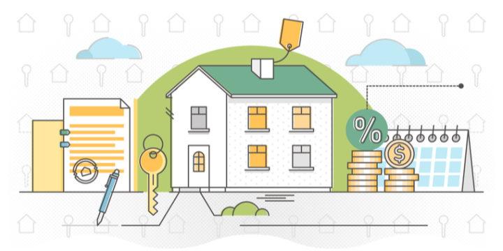 奨学金返済中でも住宅ローンを借入する方法