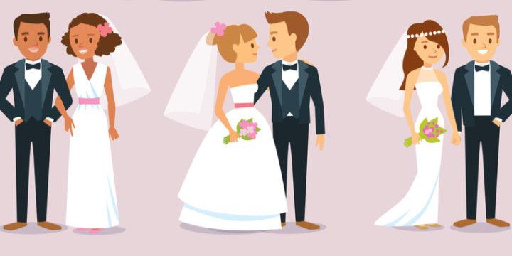年収が高いほど結婚率が高い?