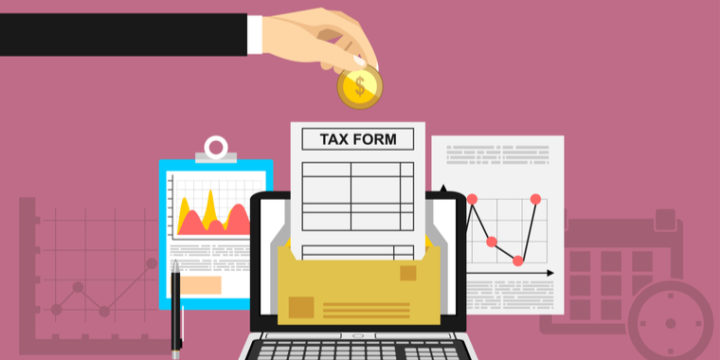 住民税の通知と納税手続き