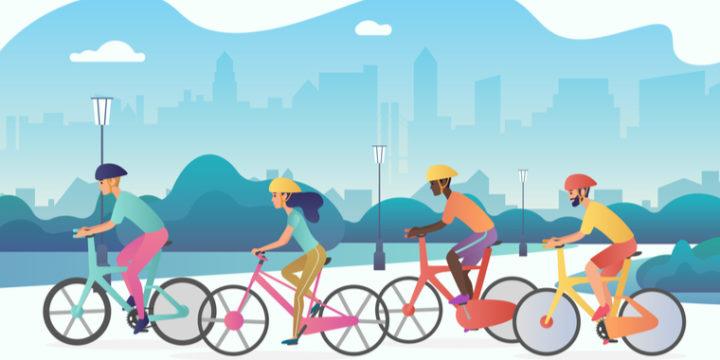 イオンの自転車保険「自転車あんしんパック」