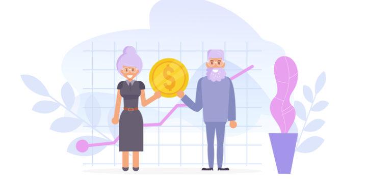 公的年金受給者世帯の住民税が非課税(免除)となる年収の基準