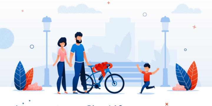 楽天銀行「自転車プラン」のプラン種類・掛け金