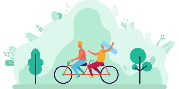 楽天の自転車保険はおすすめ?補償内容はどうなの?