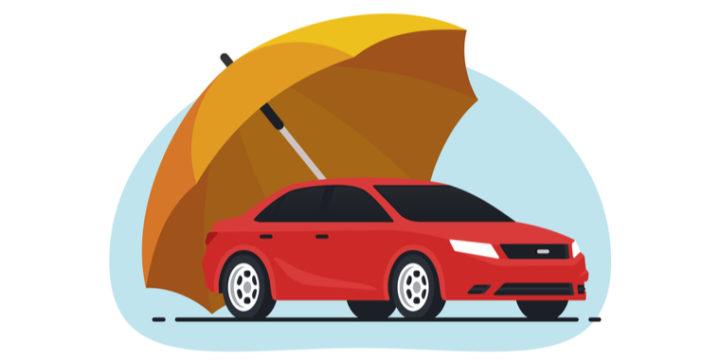 自動車には強制保険とともに任意保険がある