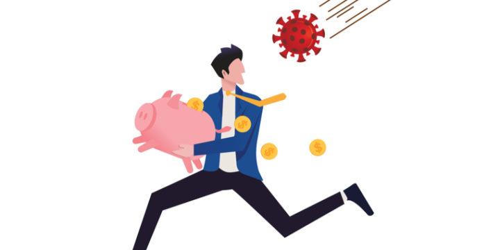 個人投資家が株価暴落に対処する方法:原則として売却しない
