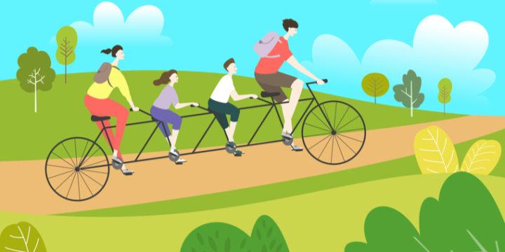 損保ジャパンの自転車保険「サイクル安心保険」