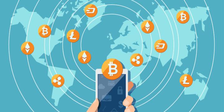 ビットコインと仮想通貨
