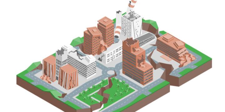 気をつけたいのが「地震保険」とハザードマップ