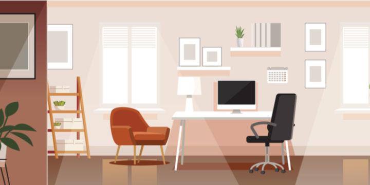 個人事業主は家賃を経費で落とせる?仕訳の方法&注意点をFPがわかりやすく解説