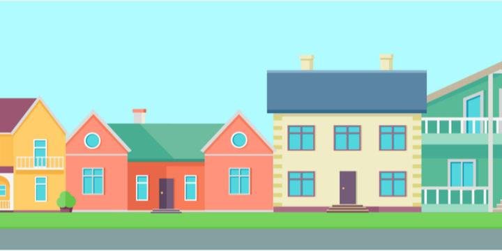 住宅のタイプ別の保険料目安について