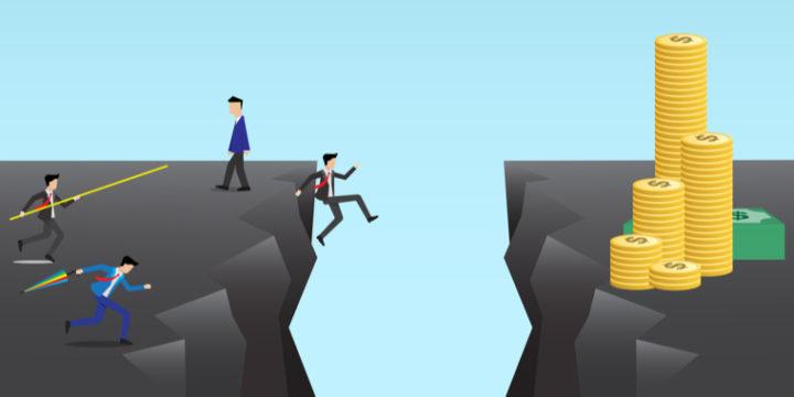 債務整理中に借金するリスク
