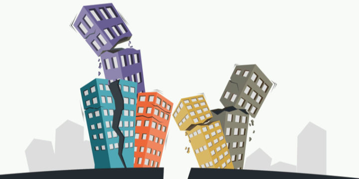 地震保険の都道府県別の付帯率の推移