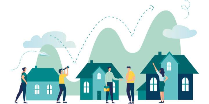 住宅ローンの3つの金利タイプとそれぞれのポイント